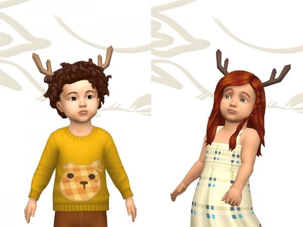 Sims Artists: Renley Headband