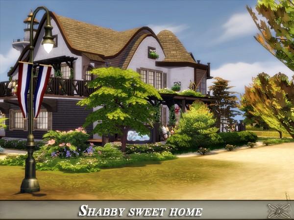 The Sims Resource: Shabby sweet home by Danuta720