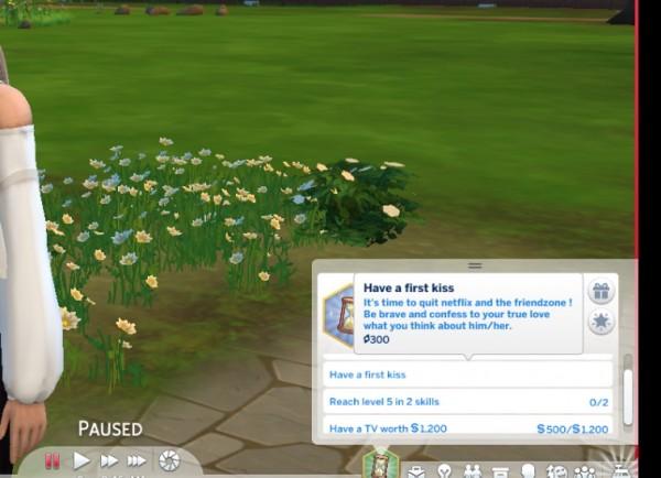 Mod The Sims: No regrets Aspiration by Anais17