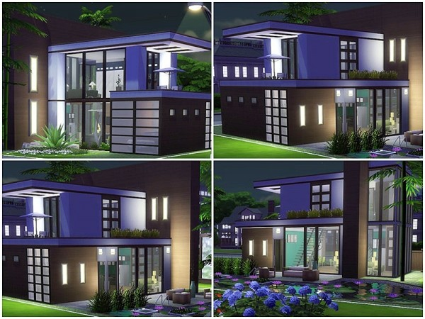 The Sims Resource: Single Paradise house by yvonnee