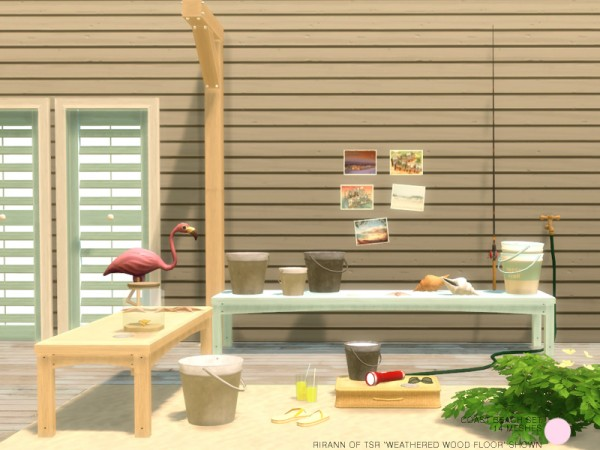 The Sims Resource: Coast Beach Set by DOT