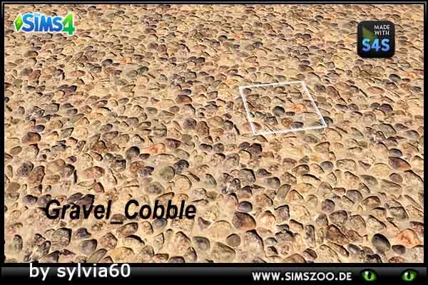 Blackys Sims 4 Zoo: Gravel Cobble by sylvia60