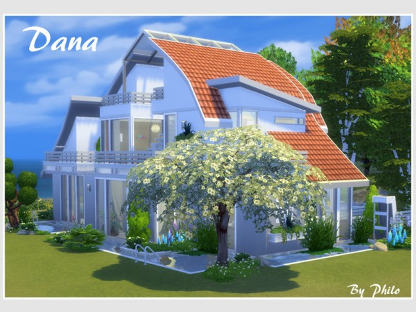 The Sims Resource: Dana house (No CC) by Philo
