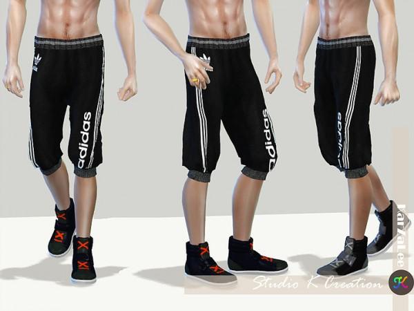 Studio K Creation: Giruto 41 Jogger Sport Shorts Pant