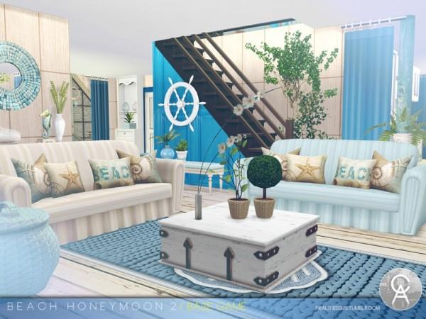The Sims Resource: Beach Honeymoon 2 by Pralinesims