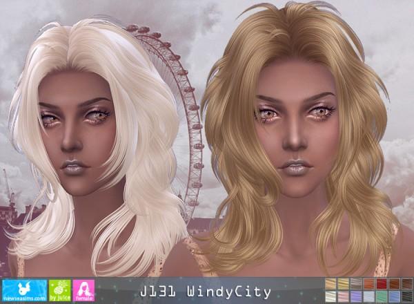 NewSea: J131 WindyCity donation hairstyle