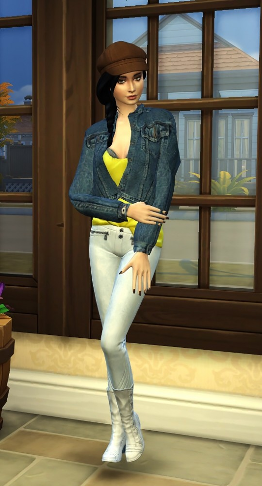 Sims Artists: Poses Tantale