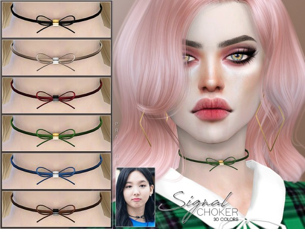 The Sims Resource: Signal Choker by Pralinesims
