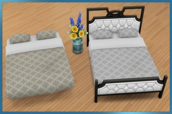 Blackys Sims 4 Zoo: Mattress Utopia by Cappu