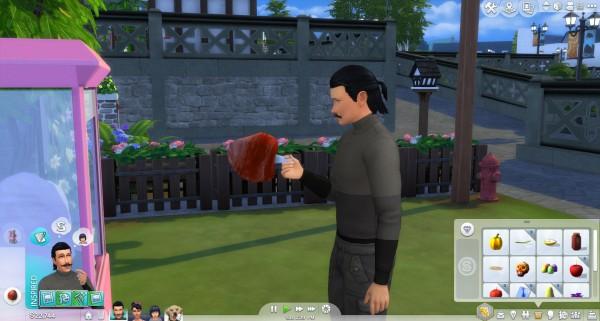 Mod The Sims: Cotton Candy Machine by icemunmun