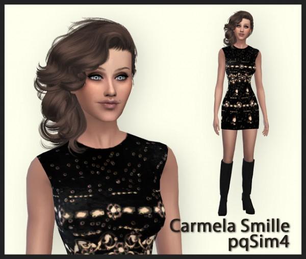 PQSims4: Carmela Smille
