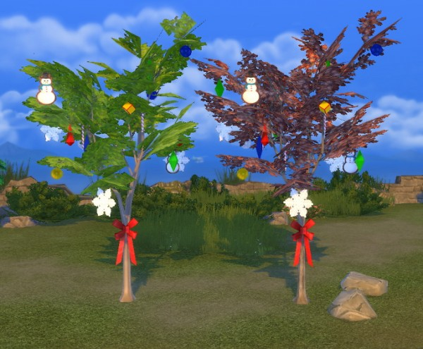 Simsworkshop: A Tree from the All Seasons Nursery and Logging Camp by BigUglyHag