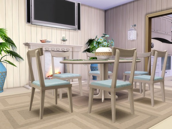 The Sims Resource: Cozy Beach Life by MychQQQ