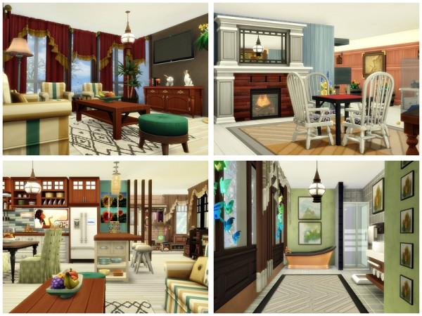 The Sims Resource: At the old harbor noCC by Danuta720