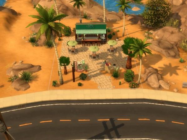 The Sims Resource: Tiki Bar by Silerna