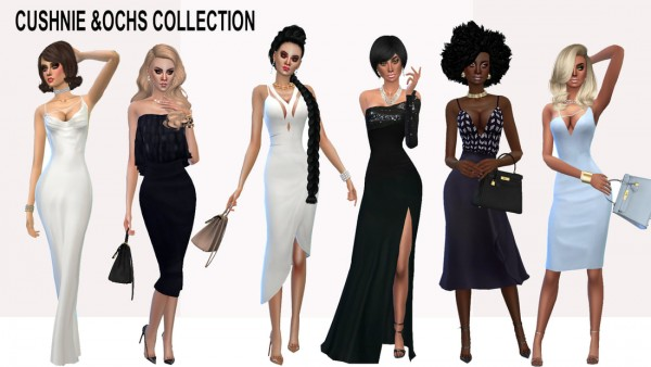 RHOWC: Cushnie and ochs collection