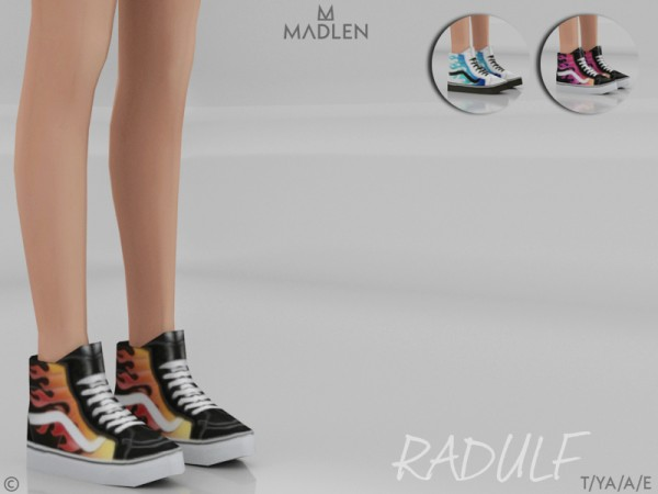 The Sims Resource: Madlen Radulf Shoes by MJ95