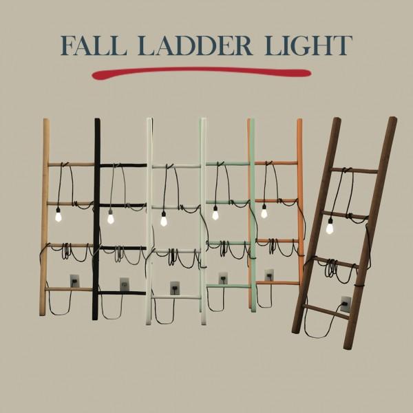 Leo 4 Sims: Fall ladder light
