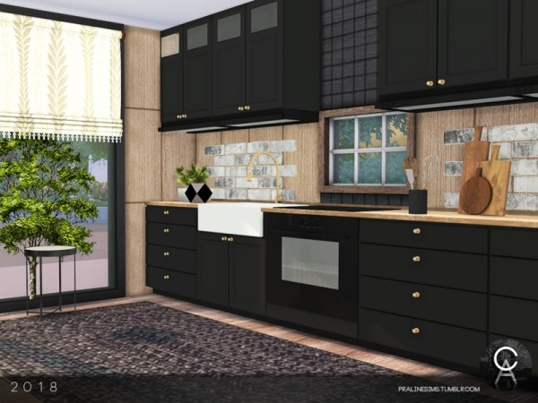 The Sims Resource: 2018 house by Pralinesims