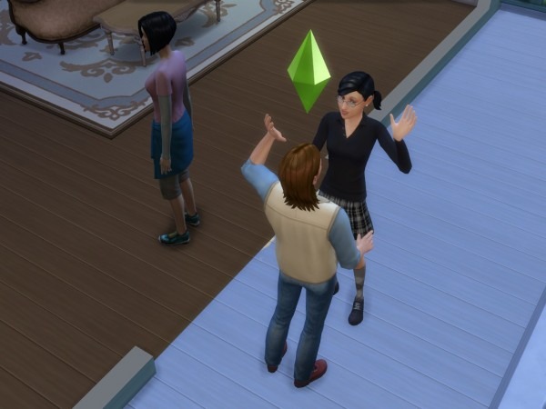 Mod The Sims: Less Waving Goodby  by edespino