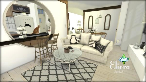Pandashtproductions: Eliora bedroom and bathroom by  Rissy Rawr