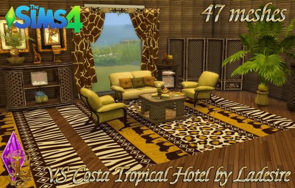 Ladesire Creative Corner Vitasims Costa Tropical Hotel