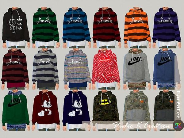 Studio K Creation: Giruto 46 hoodie sweater