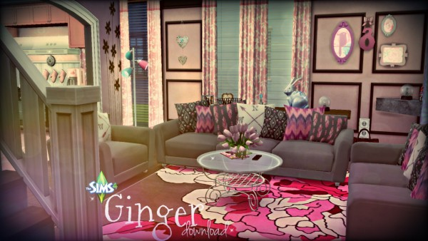 Pandashtproductions: Ginger house by  Rissy Rawr