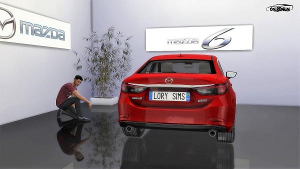 Lory Sims: 2017 Mazda 6