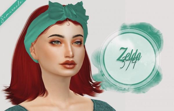 Simiracle: Zelda Hair Bow