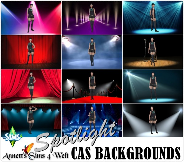 Annett`s Sims 4 Welt: CAS Backgrounds Spotlight