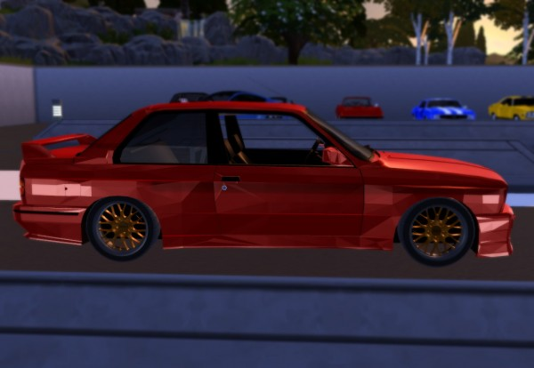 The GTR guy sims auto studio: 1991 BMW M3 E30 by TGRRacing