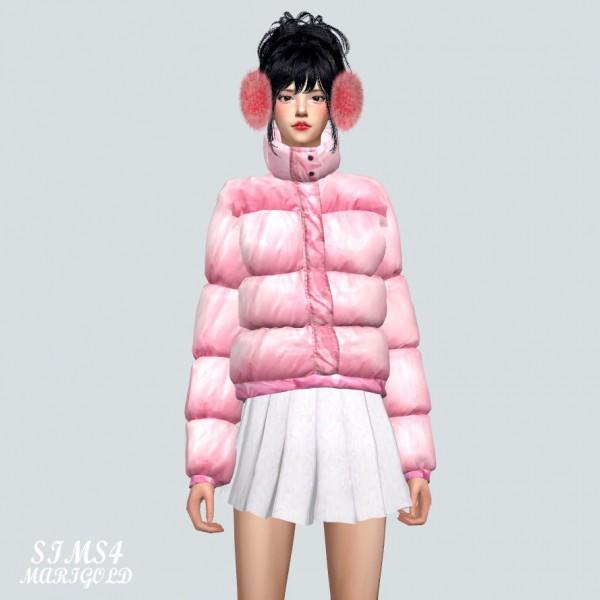 SIMS4 Marigold: Padding jacket