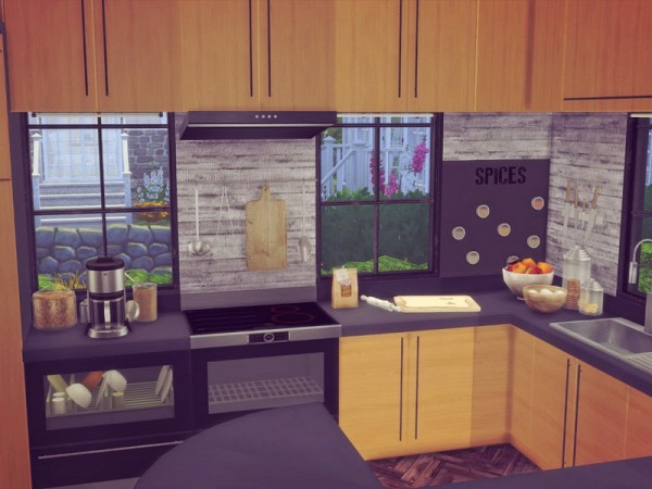 The Sims Resource: Sunshine Factory by Sooky