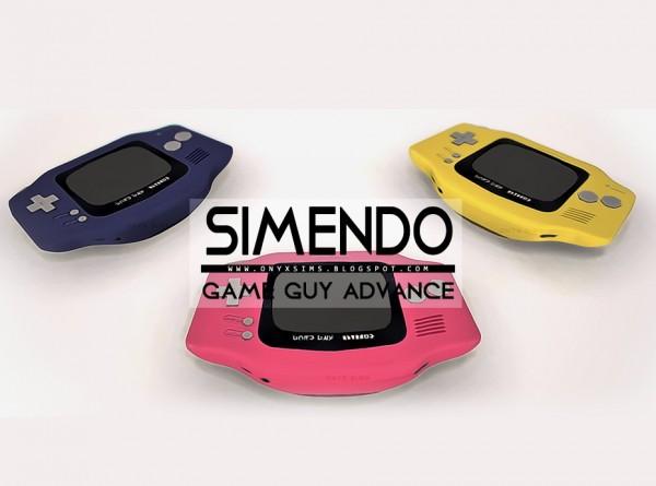 Onyx Sims: Simendo Game Guy Advance