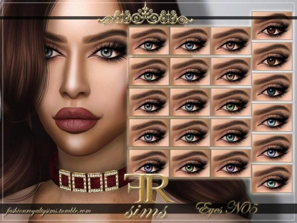 The Sims Resource: Eyes N05 by FashionRoyaltySims