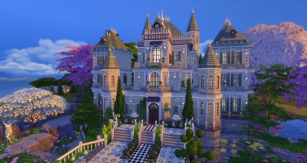 Studio Sims Creation: Château de Beauregard