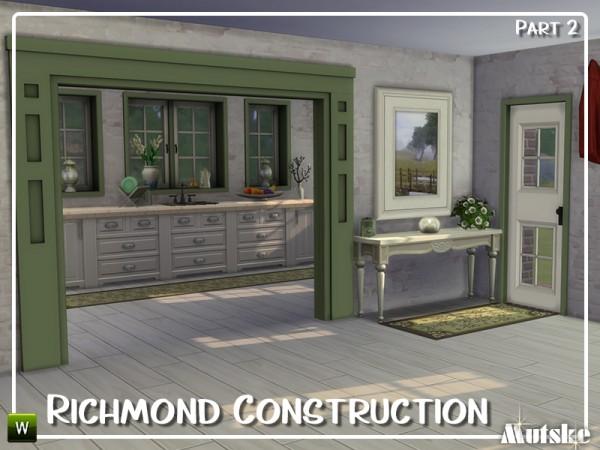 The Sims Resource: Richmond Constructionset Part 2 by mutske