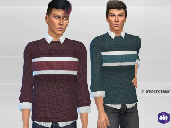 The Sims Resource: Male Shirt by Puresim