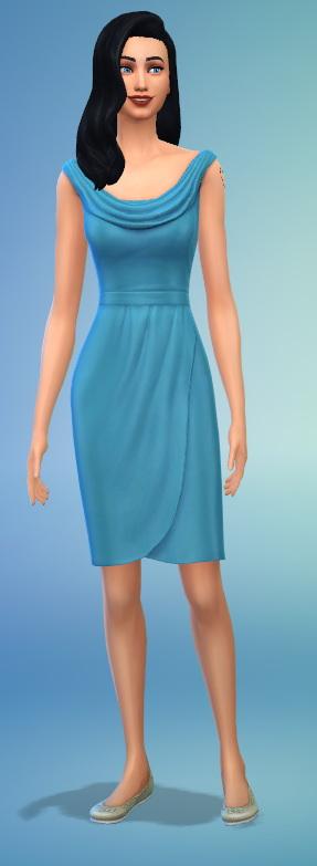 Simsworkshop: Dressy Dresses by Fruitcakesimmer