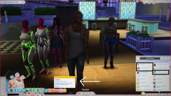 Mod The Sims Hides The Lovelorn Tense Moodlet By