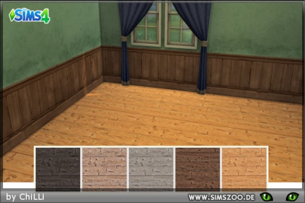 Blackys Sims 4 Zoo: Wood floor 20 by Schnattchen