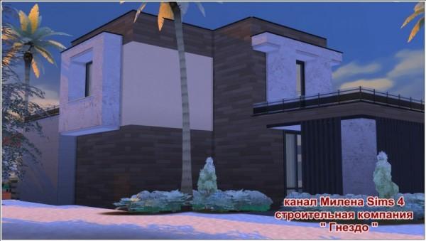 Sims 3 by Mulena: House Gard