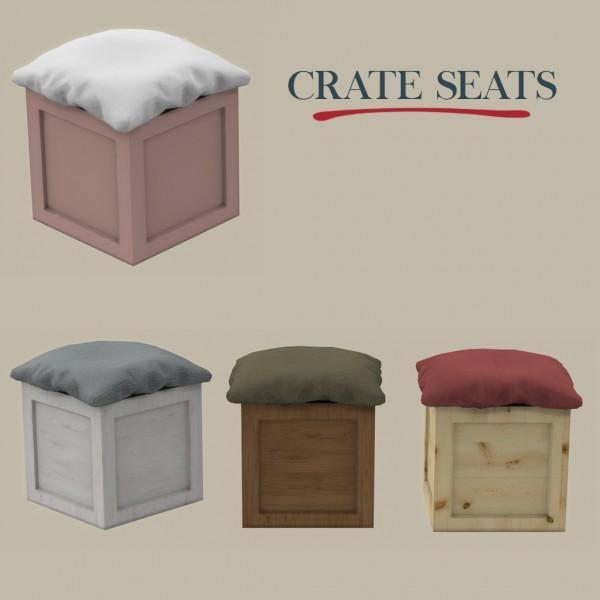 Leo 4 Sims: Create seat