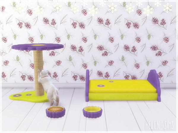 Helen Sims: Flower Pet Set