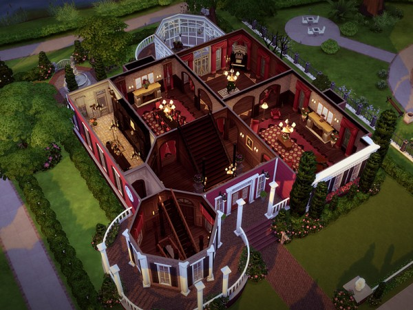 The Sims Resource: Wictoria   NO CC! by melcastro91