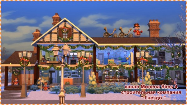 Sims 3 by Mulena: Dollhouse