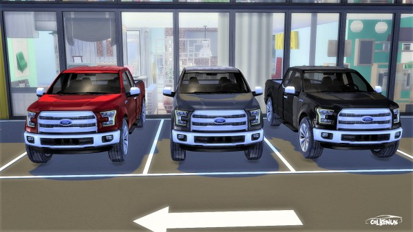 Lory Sims: Ford F 150