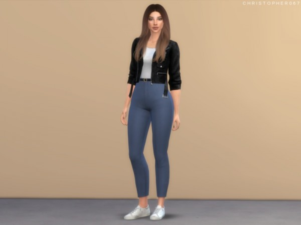 The Sims Resource: Drama Jeans by Christopher067