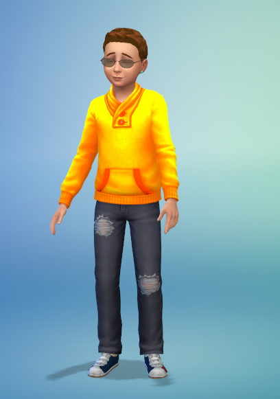 Simsworkshop: Warm Boys Hoodies by Fruitcakesimmer